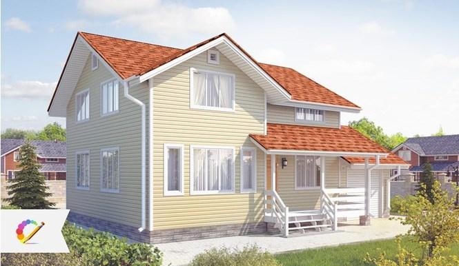 Проектирование дома в sketchup